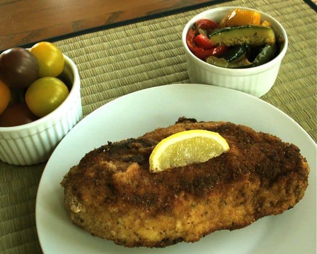 chicken, chicken cutlet, cooking, easy recipe