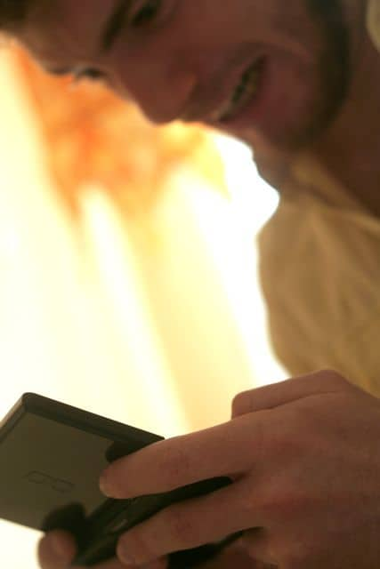 Liam Mulshine, frustration, gadget