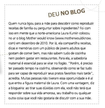 Brazilian magazine, article,
