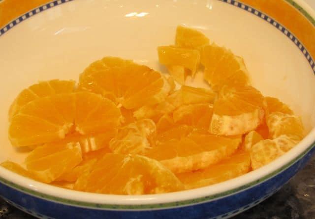 navel orange, orange juice