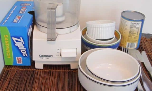 easy microwave chocolate cheesecake recipe equipment, food processor