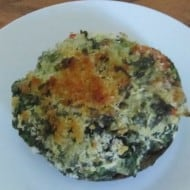 Stuffed Portabella Mushrooms – Toaster Oven Easy