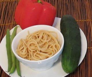 peanut noodles, Dan Dan noodles, Sichuan cooking