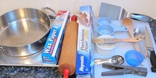 empanada equipment and utensils