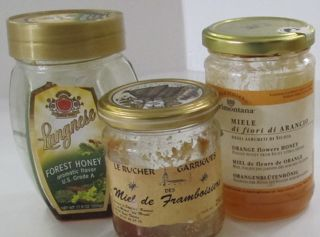 imported honey, food safety, tainted honey