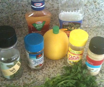 seasonings used for slow cooker, crockpot chicken