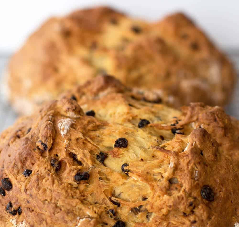 Irish-American soda bread from Sister Mary's recipe
