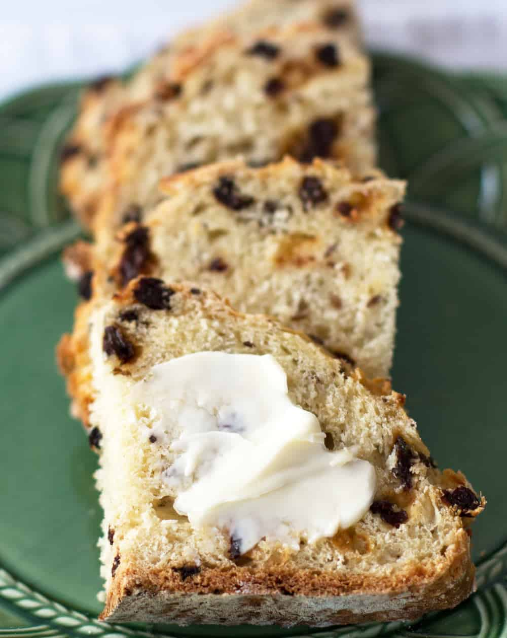 Irish-American soda bread from Sister Mary's recipe. Adapted by Mother Would Know