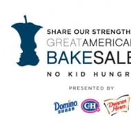 Great American Bake Sale to End Hunger – April 26