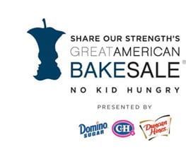 Great American Bake Sale, Share Our Strength