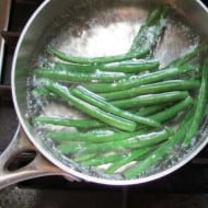 Parboil or Blanching – definition