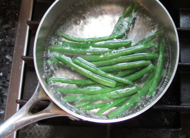 Parboil or blanching definition mother would know for Cuisine meaning