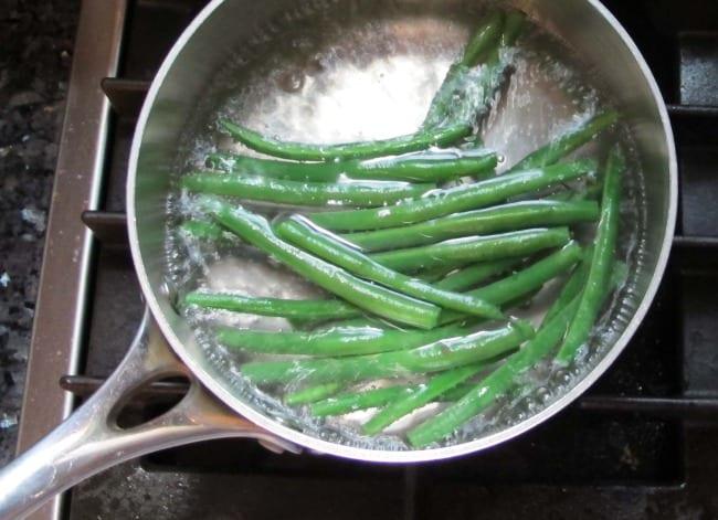 Blanching Food Recipes