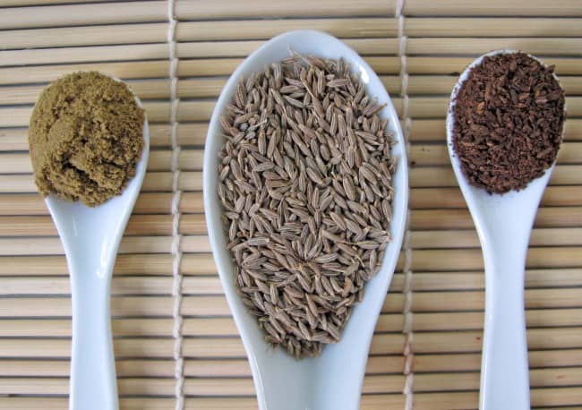 cumin, spices, recipes using spices