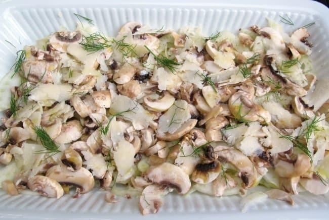 easy fennel recipe