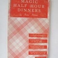 Planning Dinner – Recipe Realism