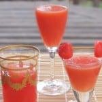 Watermelon – Cocktails, Mocktails & an Appetizer