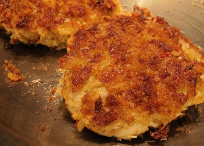 how to make homemade crab cakes