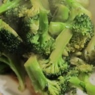 Stir-Fried Ginger Broccoli