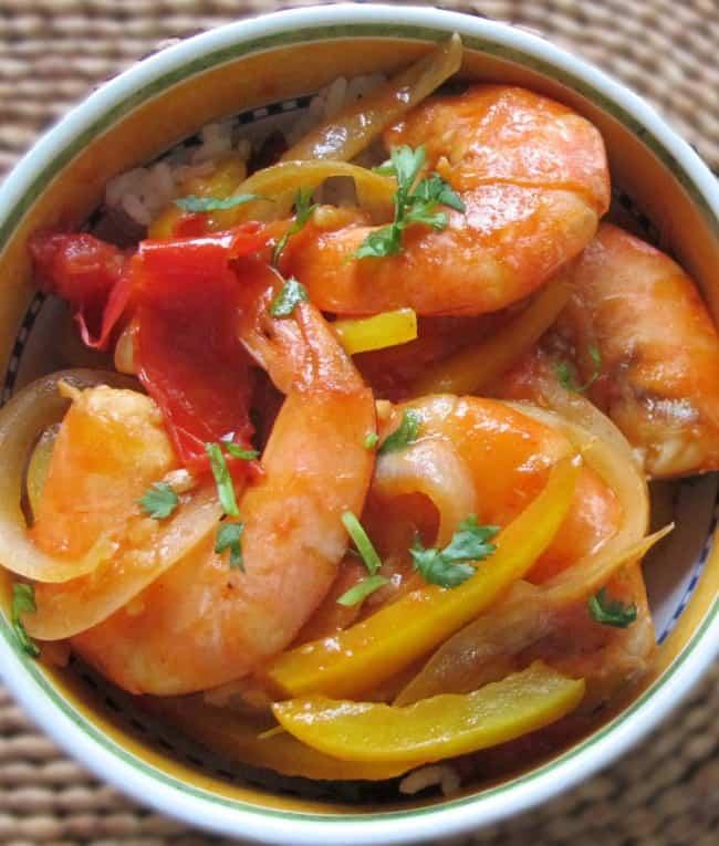 how to make stir-fried shrimp