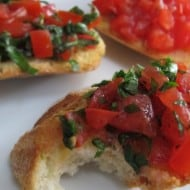 Bruschetta – Traditional and Otherwise