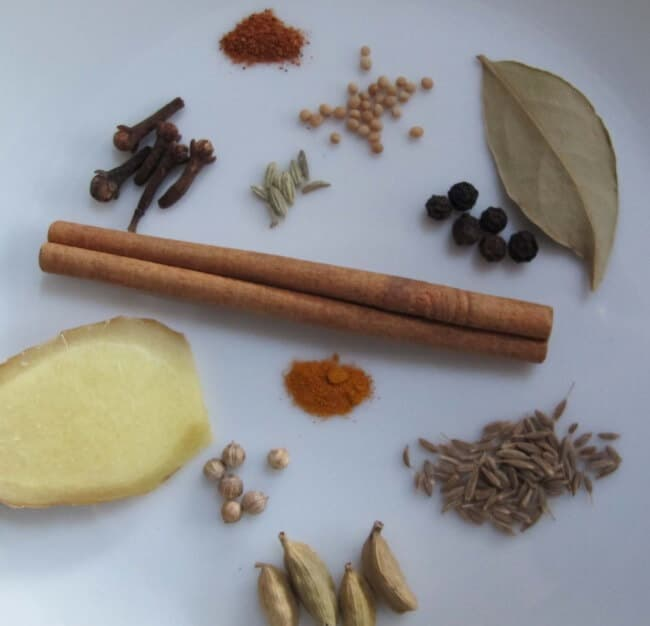 how to make homemade curry powder