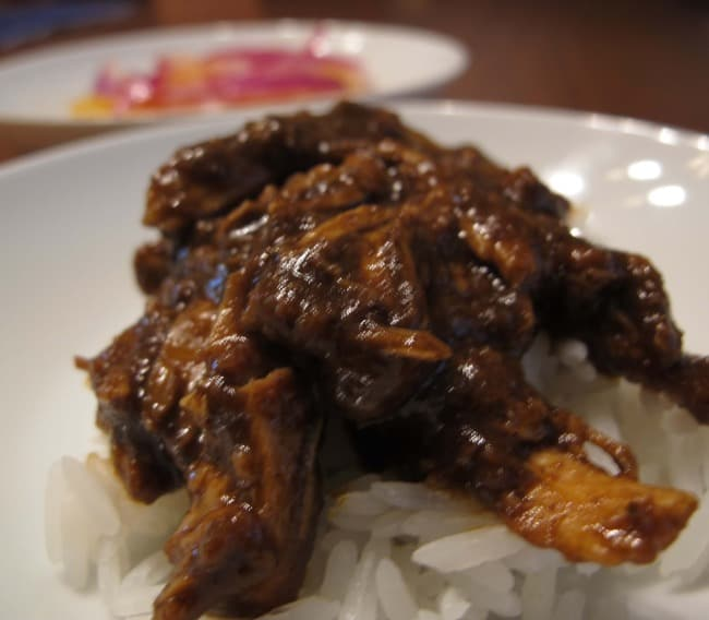 Not-Quite-Homemade Chicken Mole | Mother Would Know