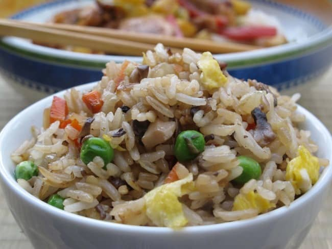Easy vegetarian fried rice mother would know easy vegetarian fried rice ccuart Choice Image
