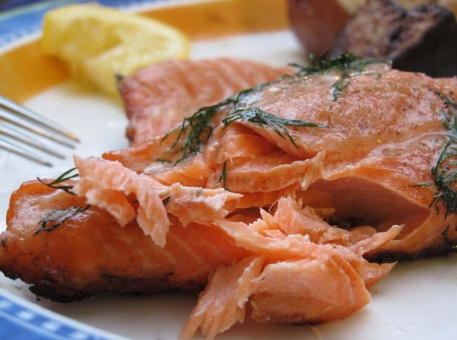 How to grill salmon - tips for perfect salmon every time.