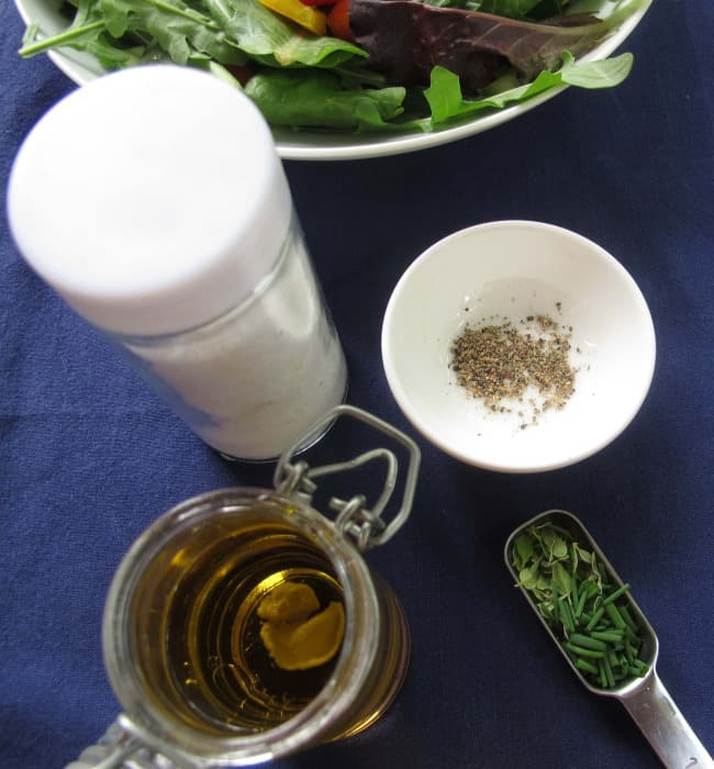 vinaigrette salad dressing recipe