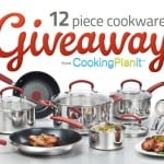 Last Day for My T-fal & CookingPlanit Giveaway