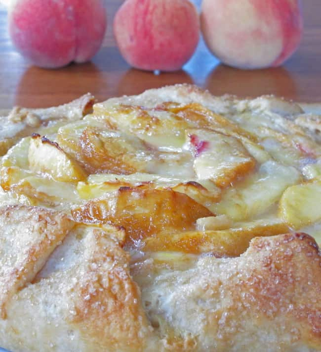 how to make galette dough