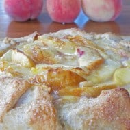 Peach Galette – My Late Summer Fruit Reverie