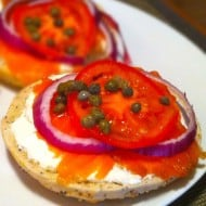 Bagels and Lox  – or Is It?