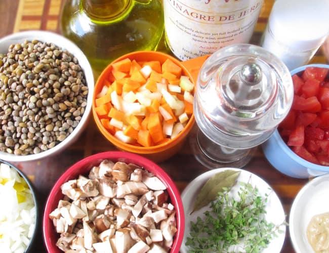 lentil-salad-ingredients