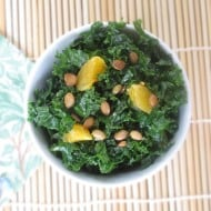 Kale Salad – with Love
