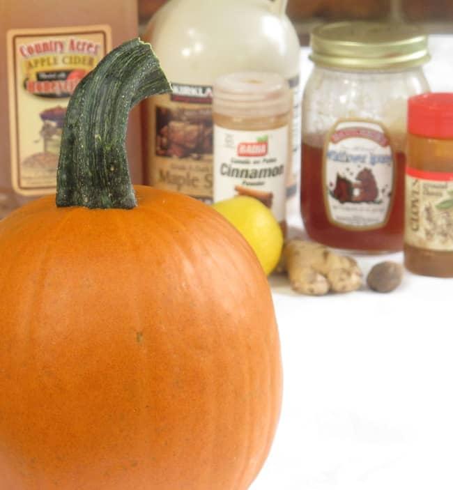 ingredients-for-pumpkin-butter