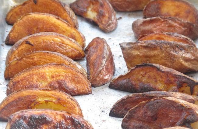 roast potato easy recipe