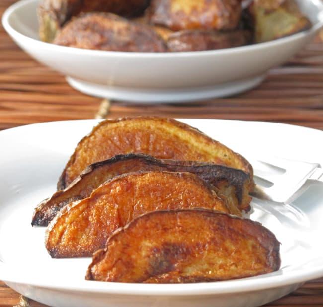 hot to roast potatoes