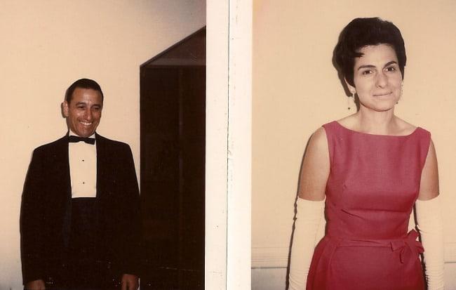 parents 1960-style