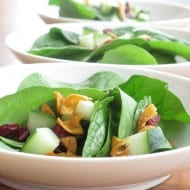 Salad Crunchies