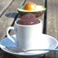 Easiest Chocolate Pudding Ever