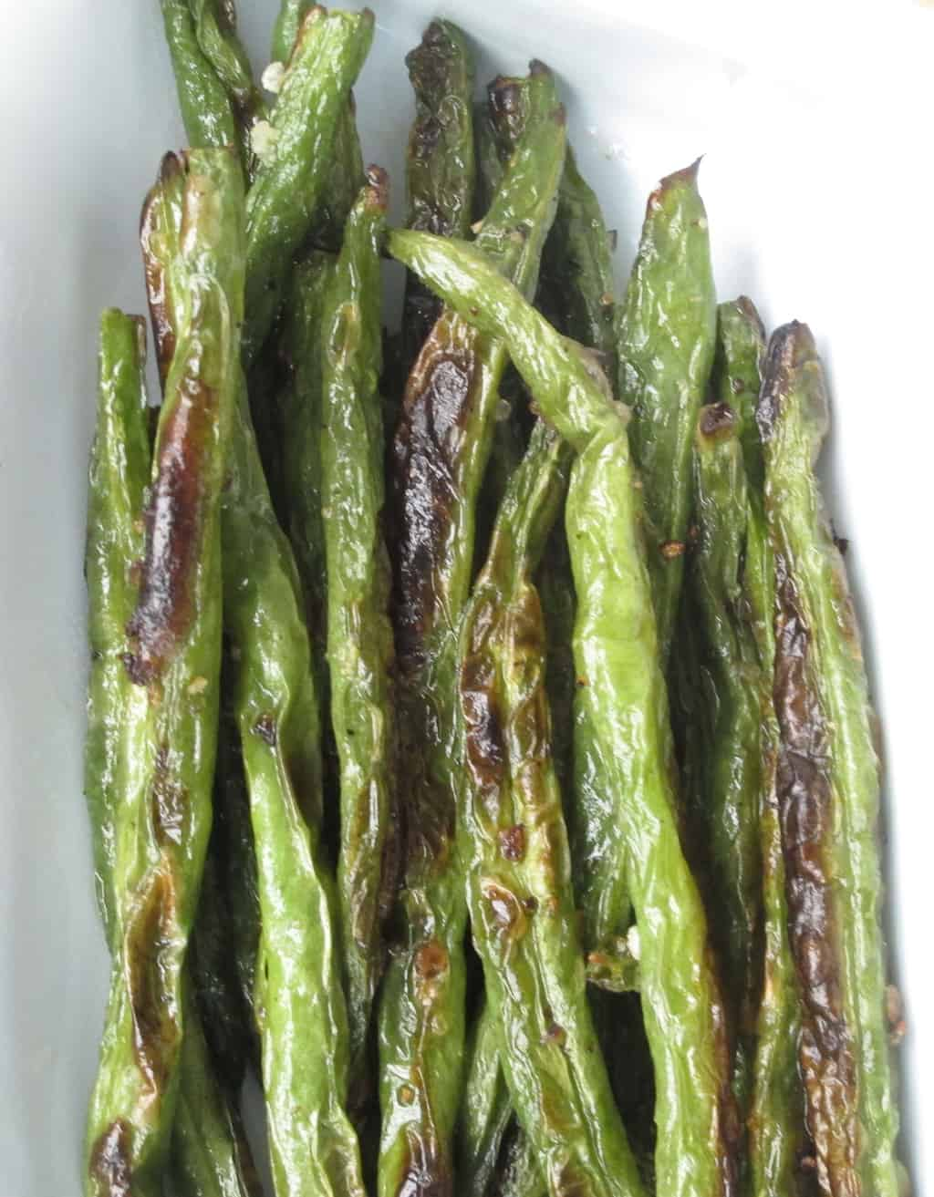 How to Roast Green Beans   Mother Would Know