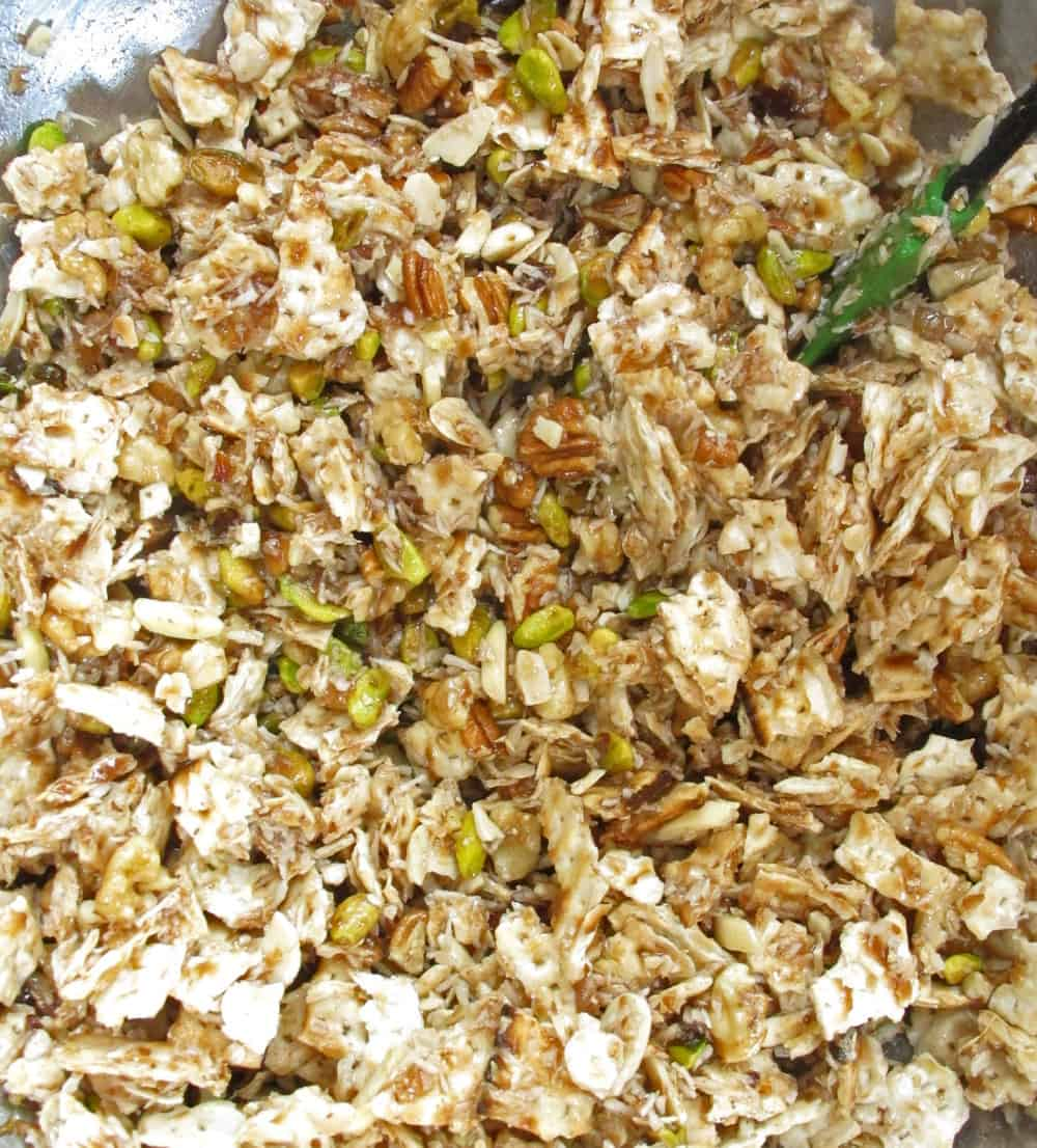 Matzo Granola | Mother Would Know