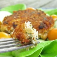 Egg-Free Salmon Patties, Cakes, or Burgers