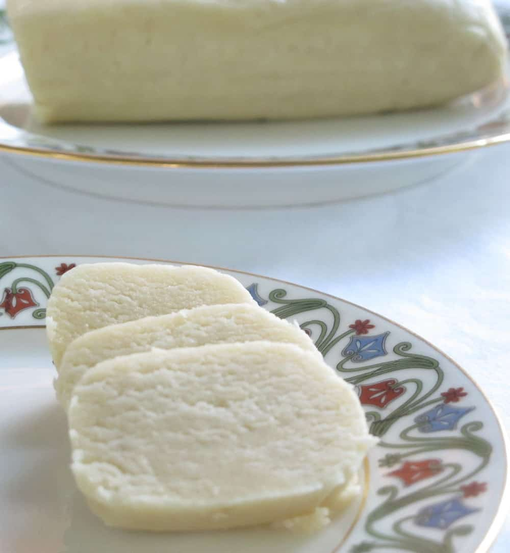 Homemade marzipan is delicious, easy to make, and inexpensive.