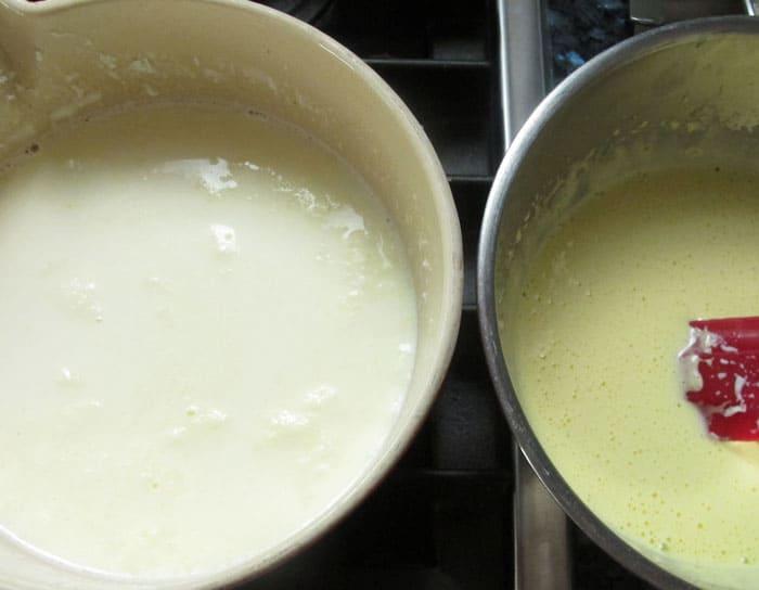 Resultat d'imatges de toasted milk cream on the cook