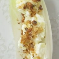 Endive and Goat Cheese Appetizers