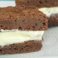 Chocolate Ginger Ice Cream Sandwiches #IceCreamWeek