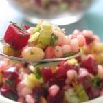 Jerusalem or Israeli Cous Cous Salad